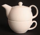 Tea For One Set aus Teekanne und Tasse